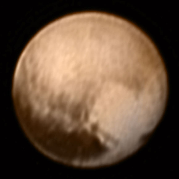 NASA's New Horizons Flyby of Pluto Begins