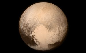 NASA's New Horizons Spacecraft Views Pluto