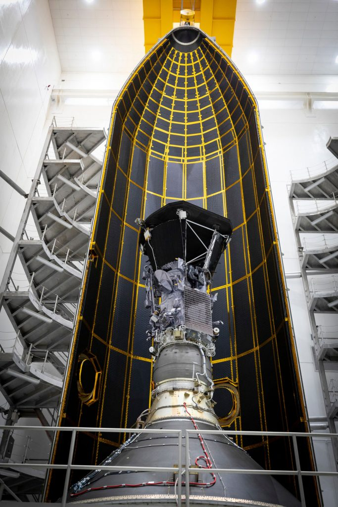 NASA's Parker Probe is About to Lift Off