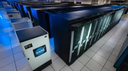NASA Ames Pleiades Supercomputer