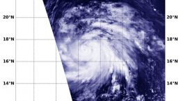 NASA Aqua MODIS Hurricane Juliette