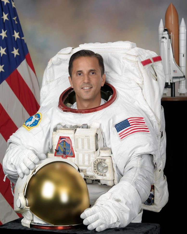 NASA Astronaut Joe Acaba