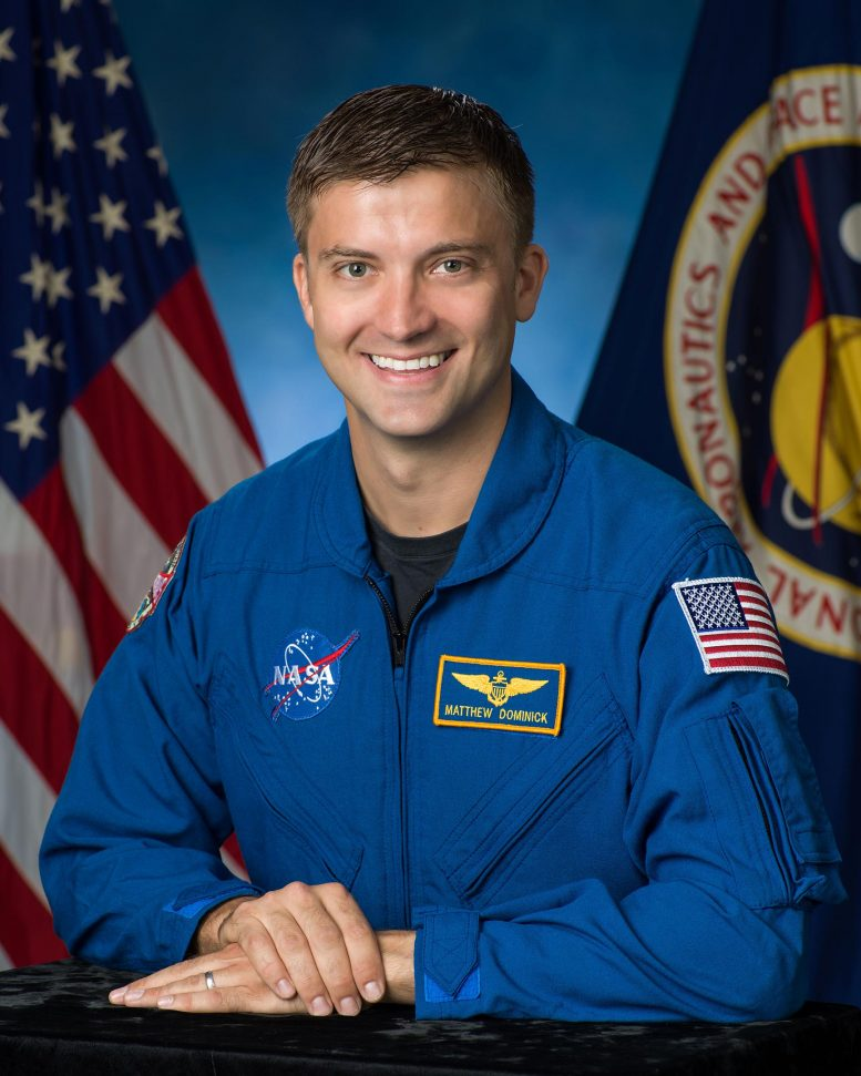 NASA Astronaut Matthew Dominick