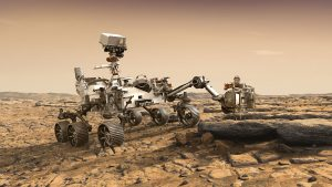NASA Builds Next Mars Rover