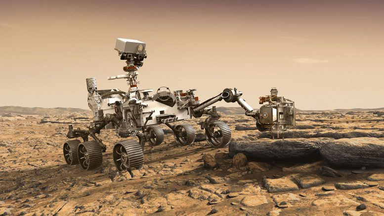 solar power mission to mars - photo #26