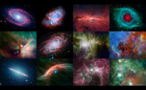 NASA Calendar Helps Celebrate the 12th Anniversary of NASA's Spitzer Space Telescope