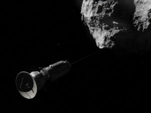 NASA Comet Hitchhiker is in Phase I
