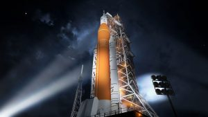 NASA Completes Review of First SLS, Orion Deep Space Exploration Mission