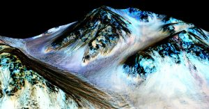NASA Confirms Evidence That Liquid Water Flows on Mars