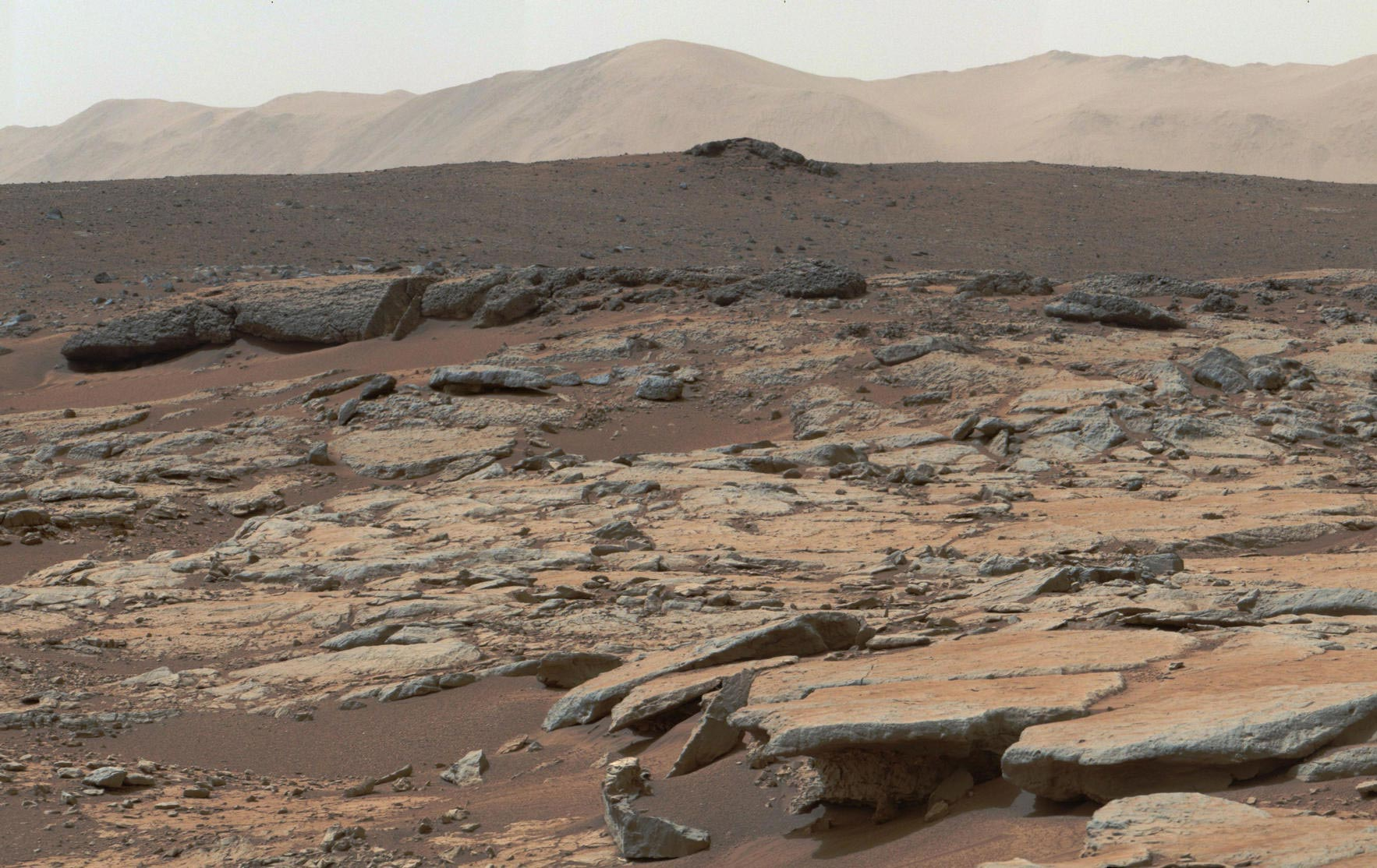 "Mars Once Had Salt Lakes Similar to Earth – ""Key ..."