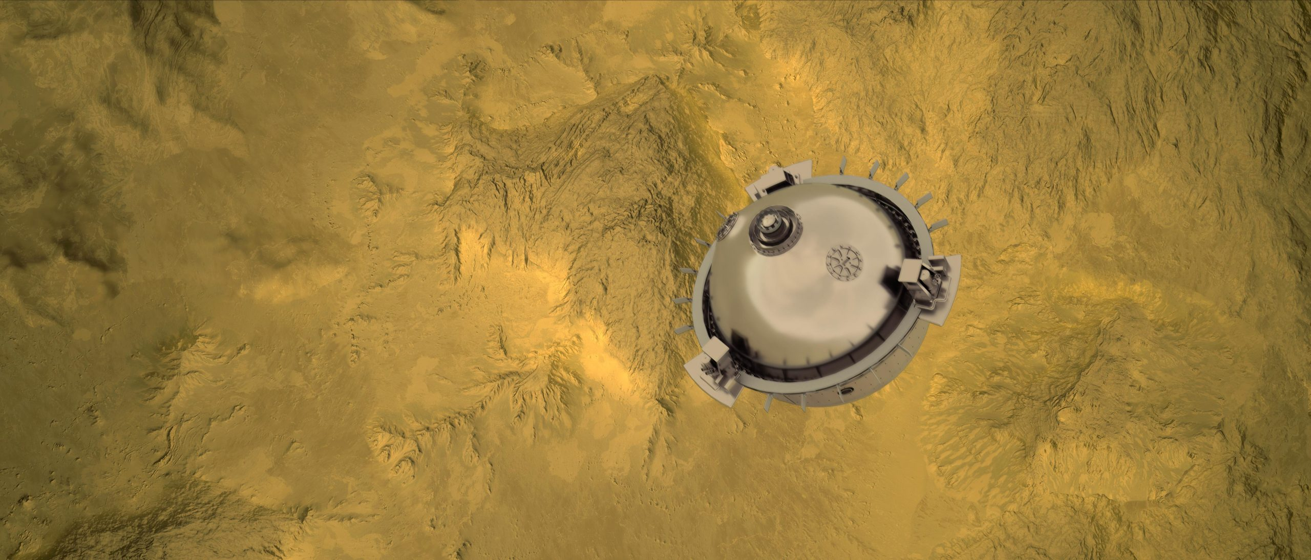 First NASA Probe Mission to Venus in 40 Years: DAVINCI+ to Explore Divergent Fate of Earth's Mysterious Twin