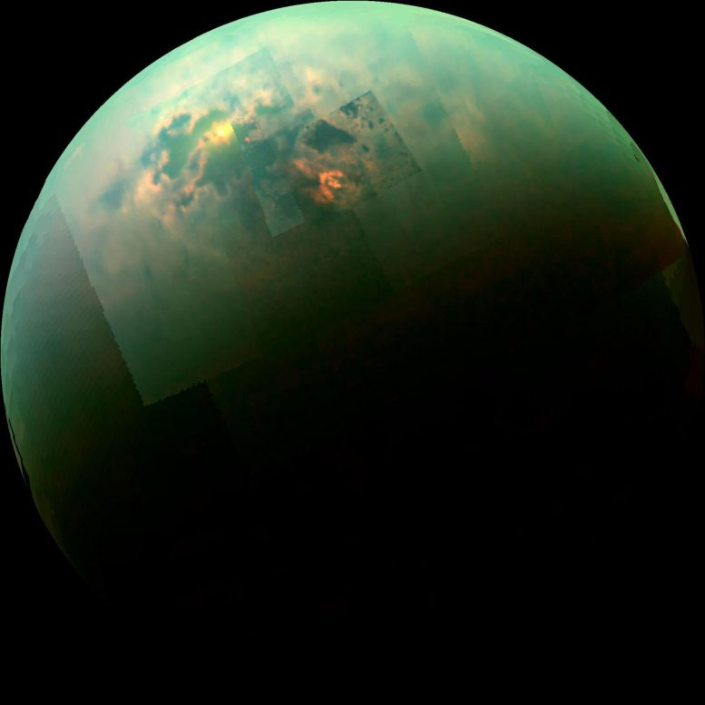NASA Designing Unmanned Submarine to Explore Titan
