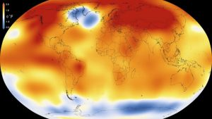 NASA Details Record-Shattering Global Warm Temperatures from 2015