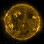 NASA Detects Best Evidence Yet For Coronal Heating Theory