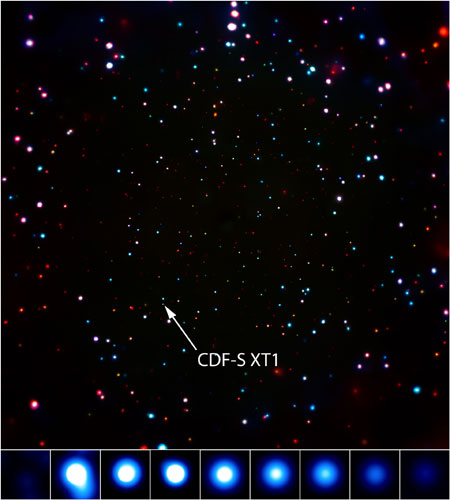 NASA Discovers a Mysterious Flash of X-rays
