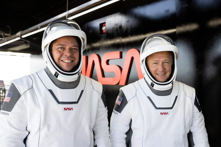 NASA's First Commercial Crew Astronauts (2)