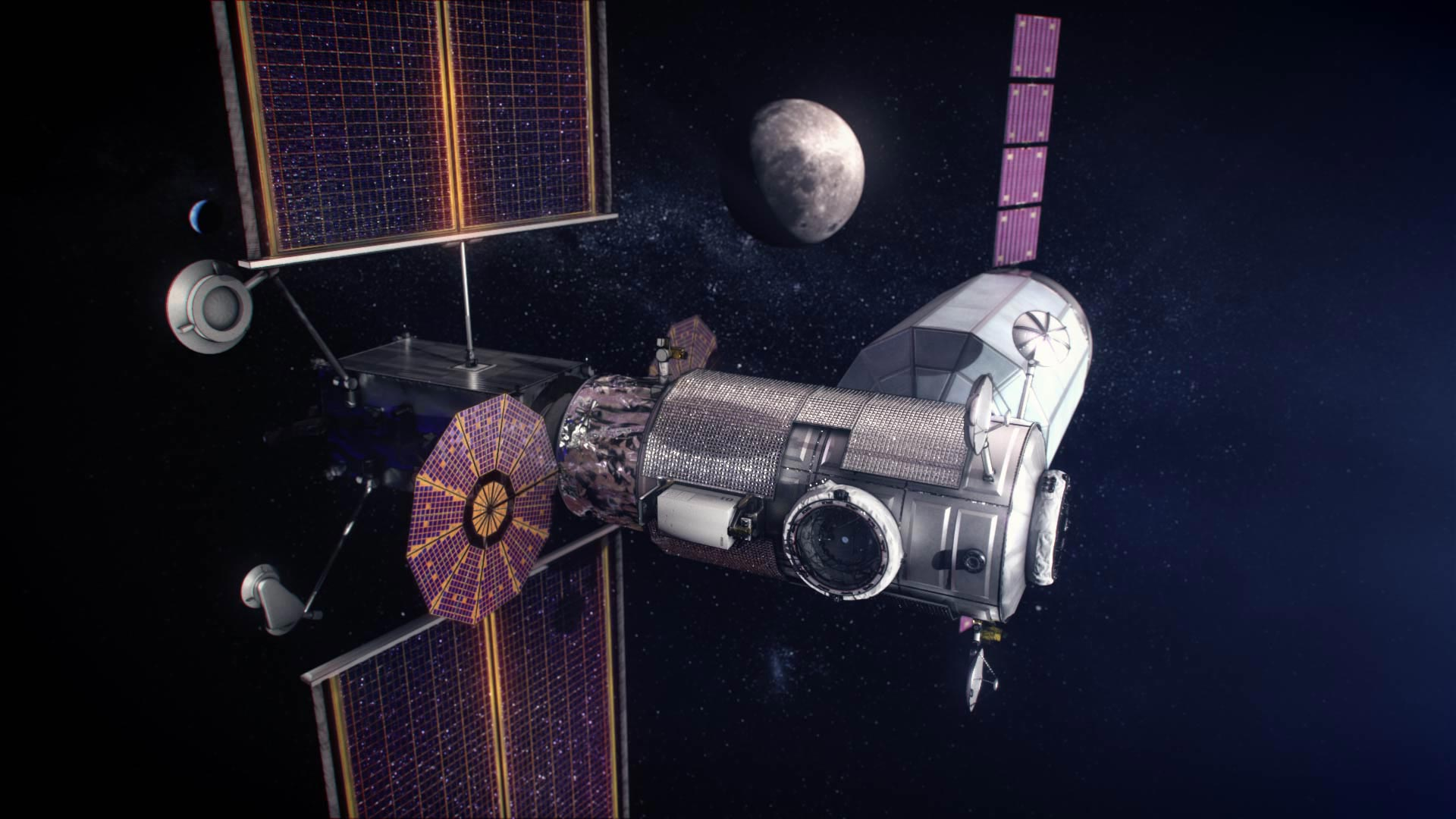 NASA chooses 2 investigations for the Moon mission