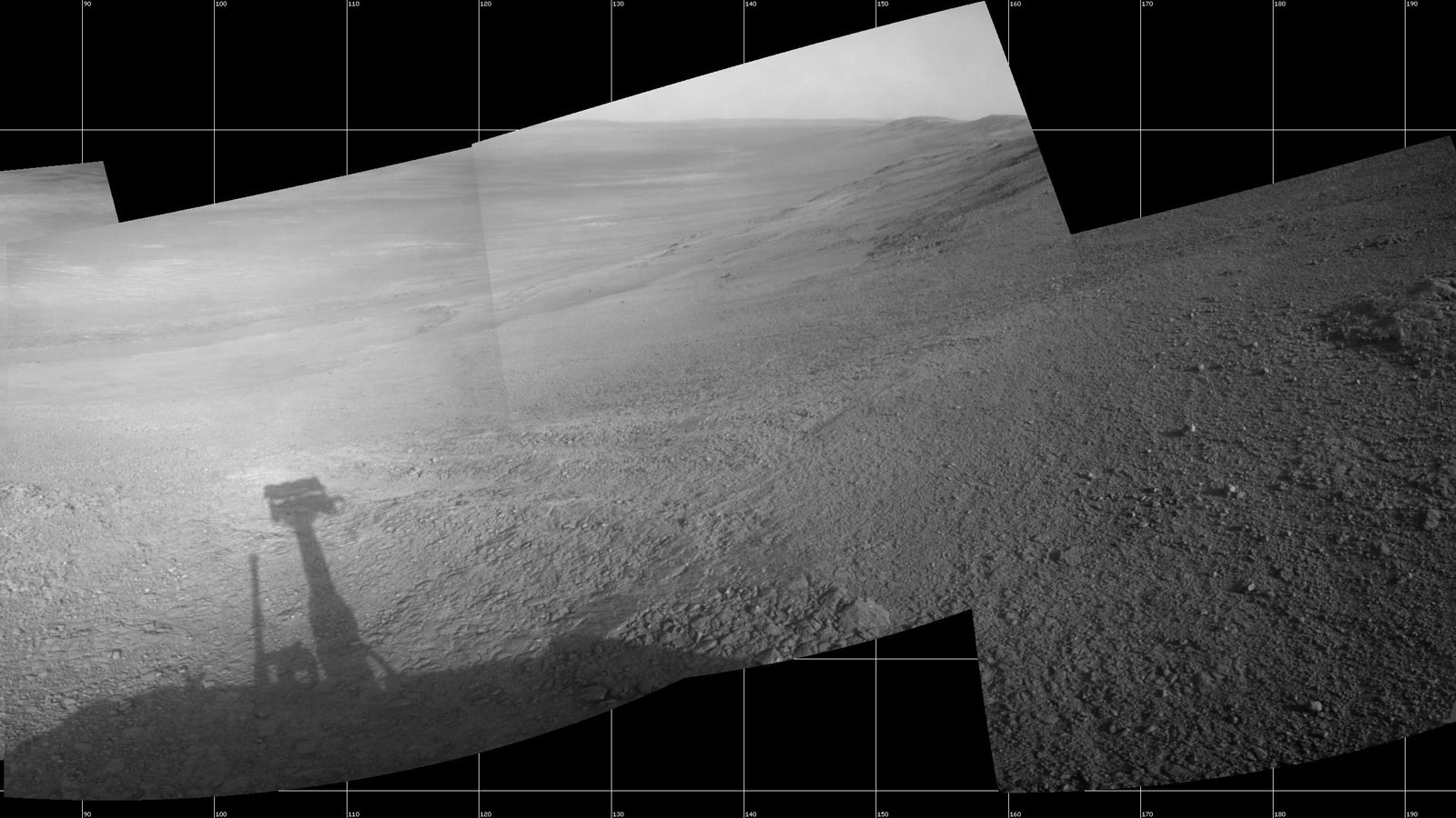 mars rover opportunity back online - photo #15