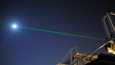 NASA Launched Laser Beams at the Moon – For the First Time, They Received a Signal Back