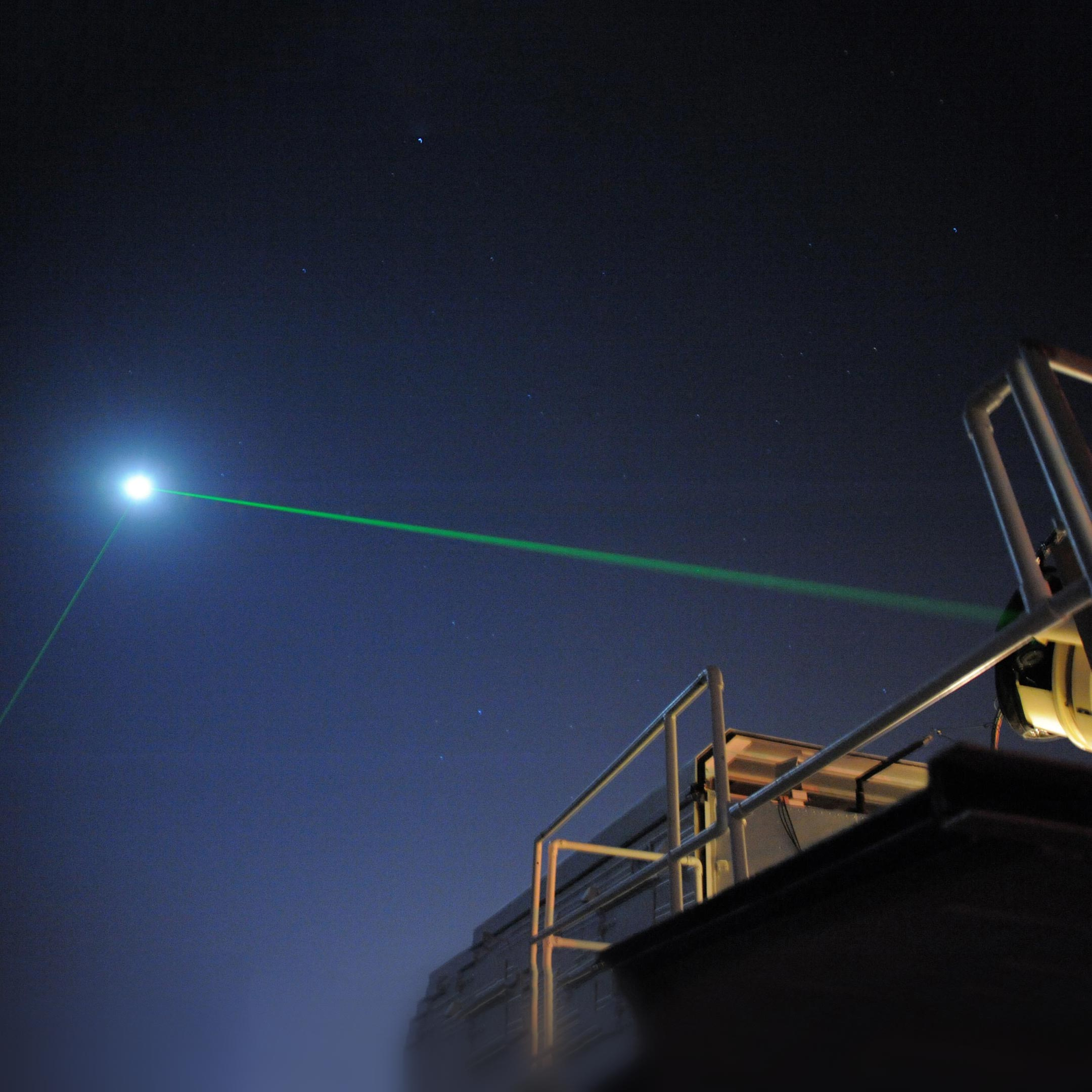 NASA Launched Laser Beams at the Moon – For the First Time, They Received a Signal Back - SciTechDaily