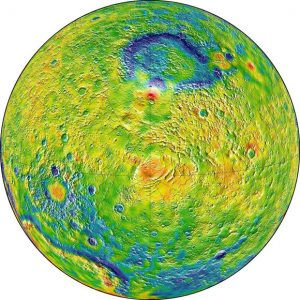 NASA Spacecraft Map the Gravity Field of Mars