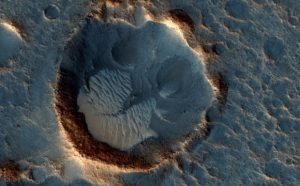 NASA Mars Orbiter Views Sites from Movie The Martian