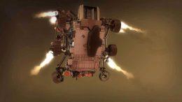 NASA Mars Perseverance Rover Landing