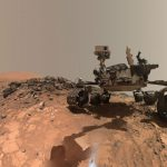 NASA Mars Rover Moves Onward