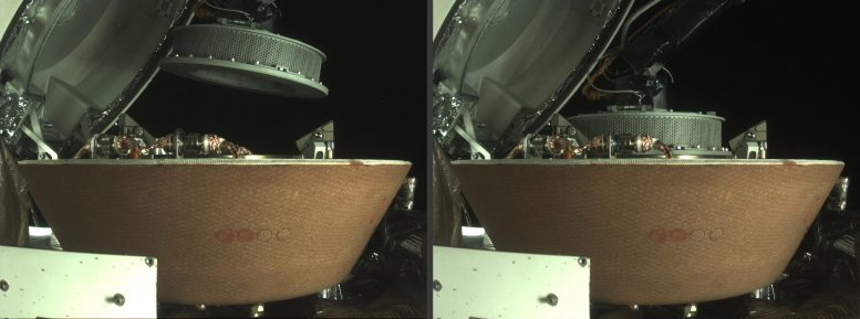 NASA OSIRIS-REx Stows Asteroid Bennu Sample