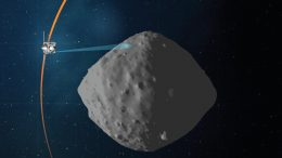 NASA OSIRIS-REx's Final Asteroid Observation Run