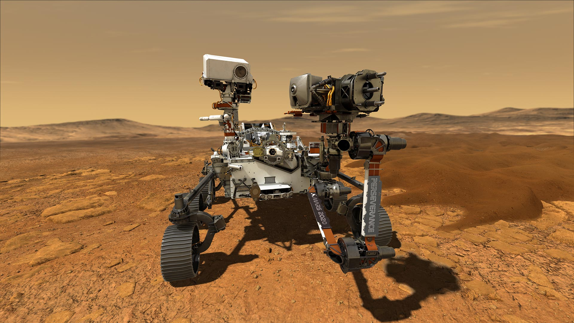 NASA's Mars 2020 Rover Named - Virginia Middle School ...