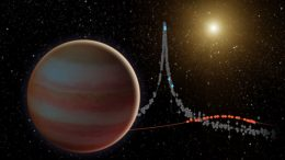 NASA Pinpoints Elusive Brown Dwarf