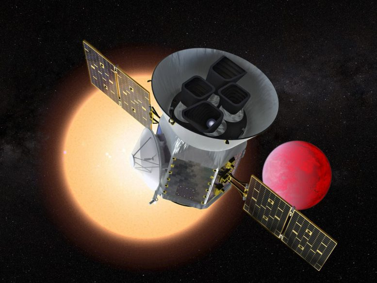NASA Prepares to Launch TESS