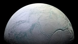 NASA Readies for Historic Flyby of Icy Saturn Moon Enceladus