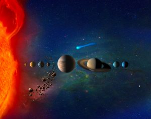 NASA Receives Proposals for Future Solar System Mission