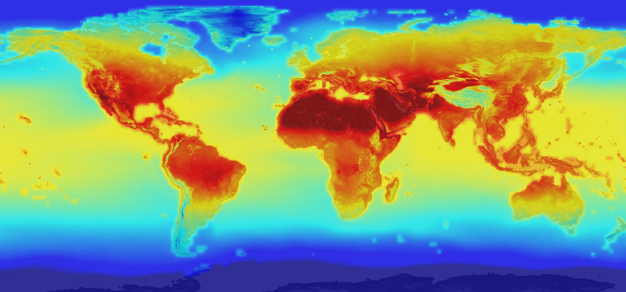 New detailed global climate change projections from nasa detailed global climate change projections gumiabroncs Gallery