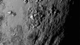 NASA Releases First Close-up Images of Pluto