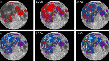 NASA Study Suggests the Moon Once Had a Significant Atmosphere