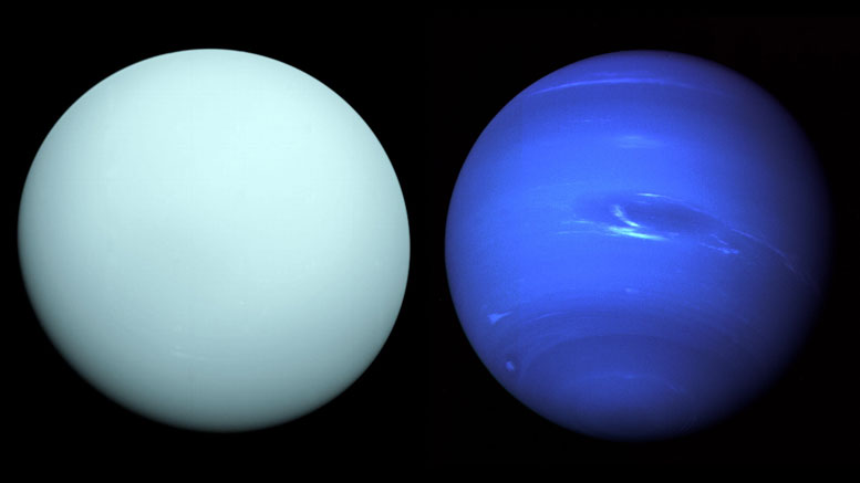 NASA Researchers Complete Study of Future 'Ice Giant' Mission Concepts