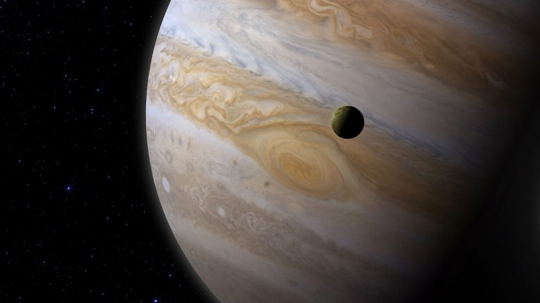 NASA Researchers Solve How a Jupiter Jet Stream Shifts into Reverse