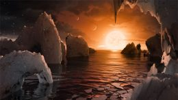 NASA Reveals Largest Batch of Earth-Size, Habitable-Zone Planets Around Single Star