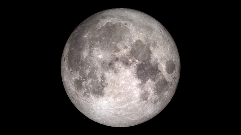 NASA Reveals That Dynamo at Lunar Core May Have Formed Magnetic Field