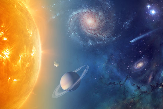 NASA Searches for Life and Water Among the Stars