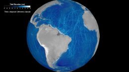 NASA Sees Tides Under the Ocean's Surface