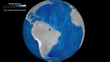 NASA Sees Tides Under the Ocean's Surface [Video]