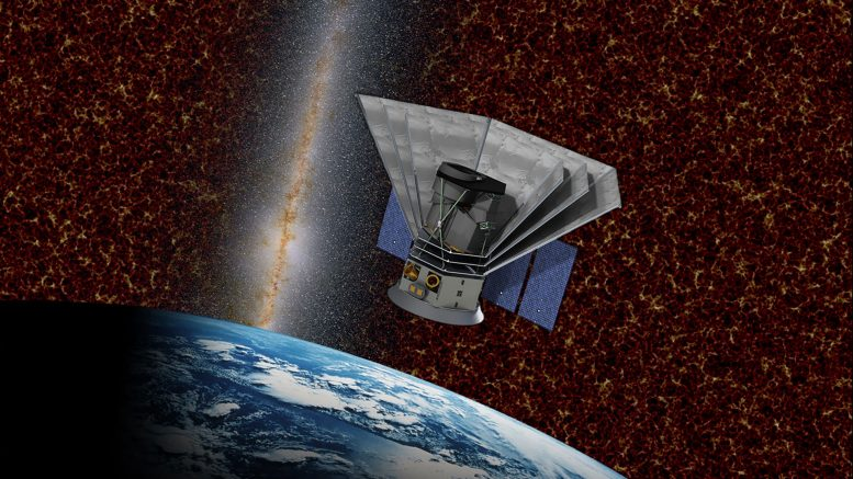 NASA Selects New Mission to Explore Universe