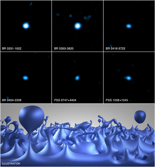 NASA Sets Limits on Space-time Quantum Foam