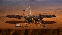 NASA Sets May 5 Launch of InSight Mars Mission