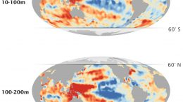 NASA Shows Indian Ocean and Pacific Ocean Temporarily Hide Global Warming