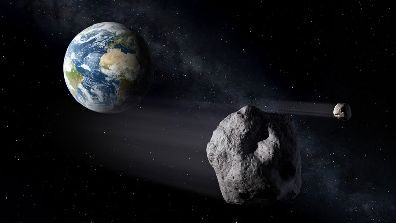 NASA Simulates Asteroid Impacts to Help Identify Possible Life-Threatening Events